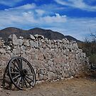Wagon Wheel by ChadsCapture