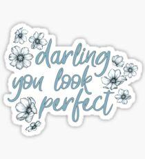 Ed Sheeran Perfect Sticker