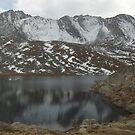 Summit Lake, Mt. Evans, Colorado by janetmarston