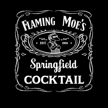 Flaming Moe's Est. 1991 by Rodmarck