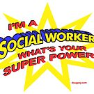 Super Social Worker by DougPop