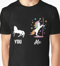 dbddc0c8bc9e Unicorn Gift Cute Unicorn You Me Dance Unicorns Present Graphic T-Shirt