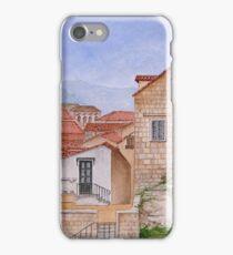 Dubrovnik, Croatia iPhone Case/Skin