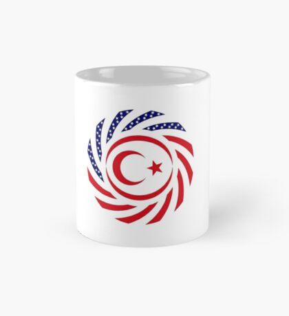 Northern Cyprus American Multinational Patriot Flag Series Mug