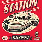 Tosche Station by Stephen Hartman