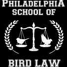 Philadelphia School of Bird Law by WalnutSoap