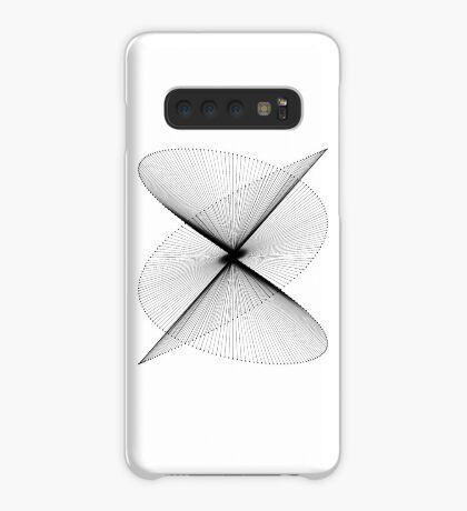 Lissajous XXVII Case/Skin for Samsung Galaxy