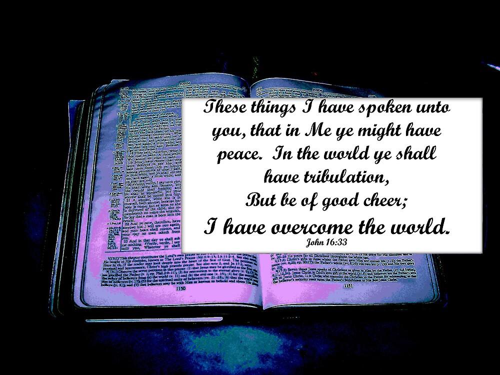 Christ has Overcome! by Dennis Burlingham