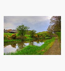 Union Canal Photographic Print