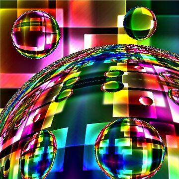 Disco Sunshine 2 by neonmoonwaves