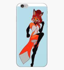 Rena Rouge iPhone Case