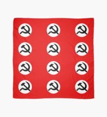 Hammer And Sickle Scarves   Redbubble