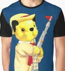 Sooty Who! Graphic T-Shirt