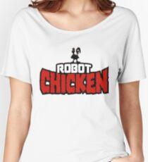 Robot Chicken Women's Relaxed Fit T-Shirt