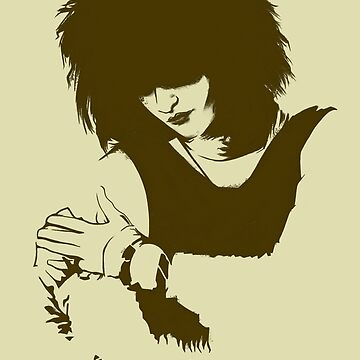 Tribute to Siouxsie Sioux by scottogara