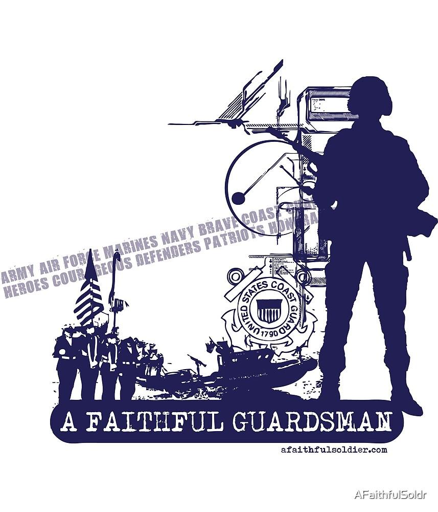 A faithful Guardsman by AFaithfulSoldr