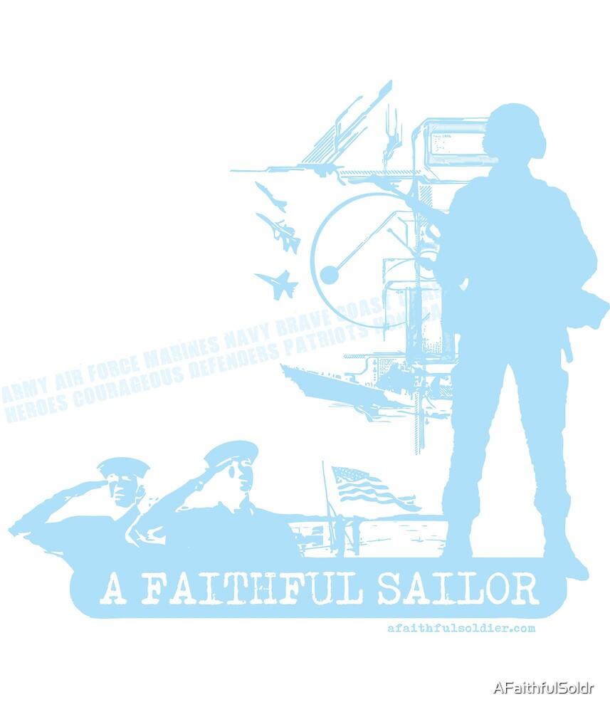 A Faithful Sailor. by AFaithfulSoldr