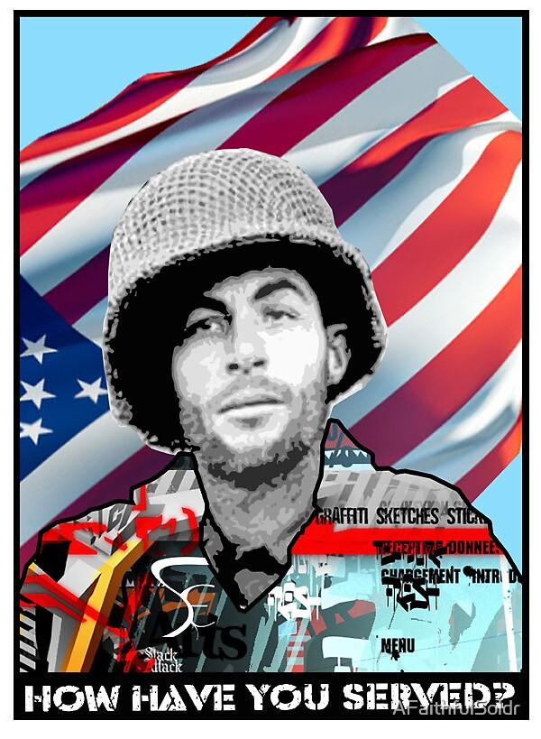 Raul Rubio Limited Edition by AFaithfulSoldr