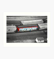Voltron Art Print