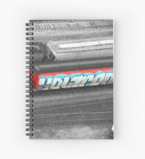 Voltron Spiral Notebook