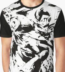 Megaman / Rockman X Painting Graphic T-Shirt