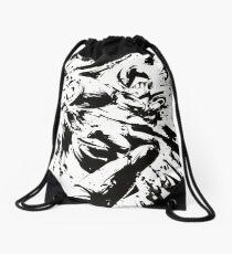 Megaman / Rockman X Painting Drawstring Bag