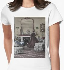 Victorian living Women's Fitted T-Shirt