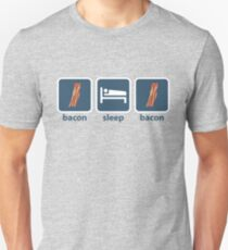 Bacon Sleep Bacon T-Shirt