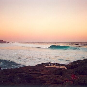 Sunset Surf by mlane