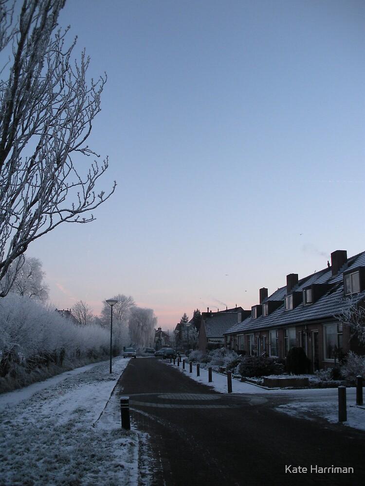 Winter Street by Kate Harriman