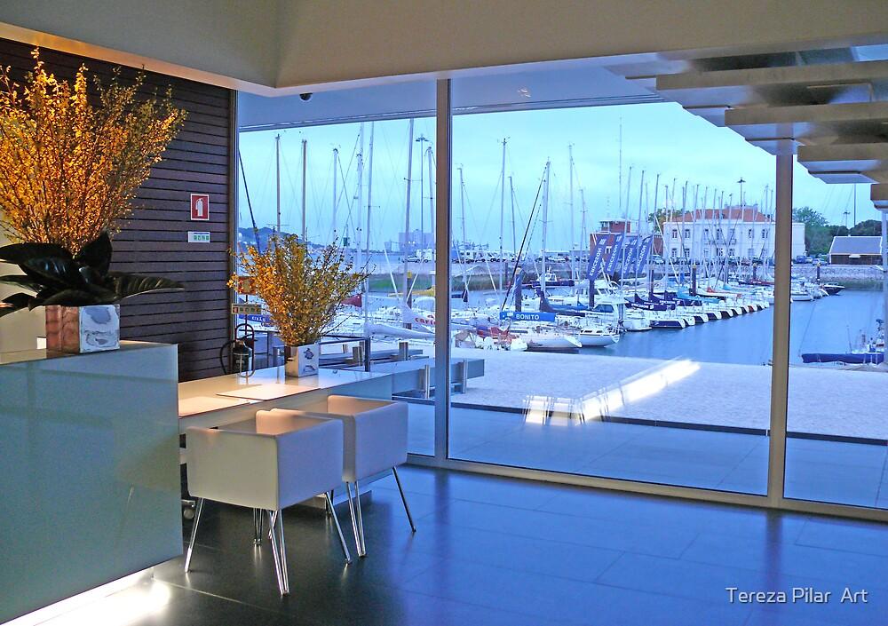 hotel view.... by terezadelpilar ~ art & architecture