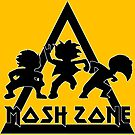 Mosh Zone 2018 by Nathan McWilliams