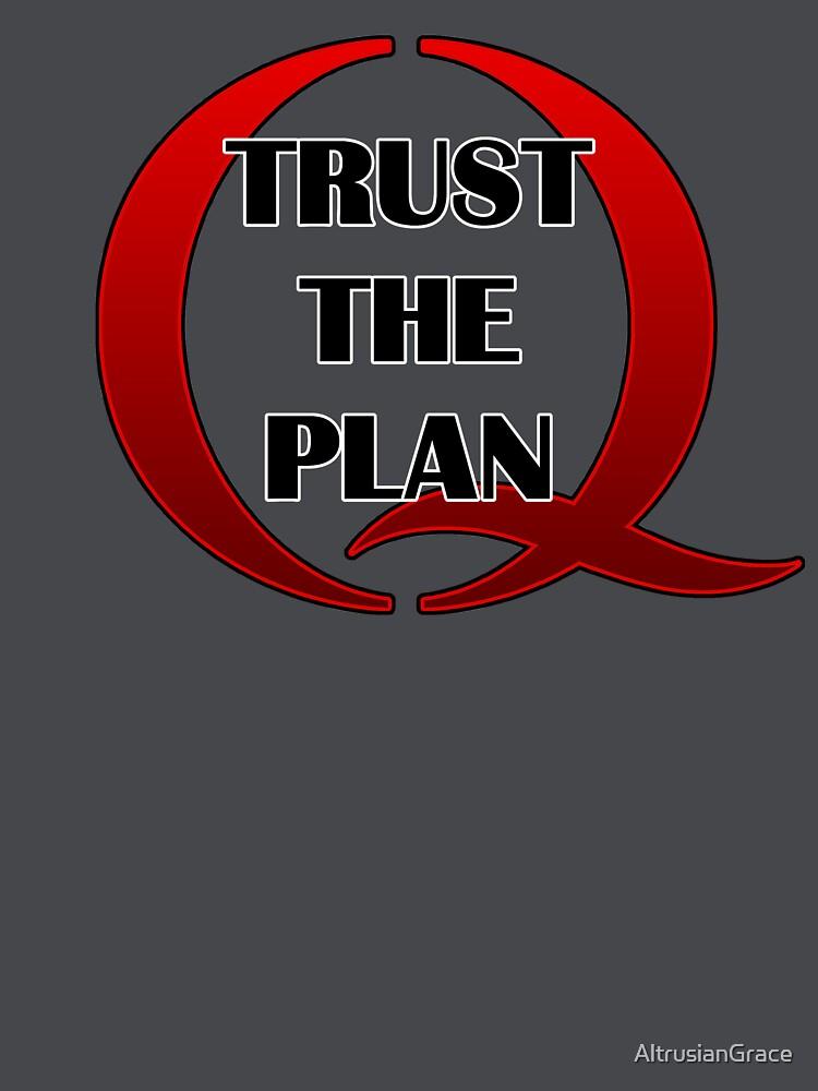 QANON TRUST The PLAN - #Qanon by AltrusianGrace