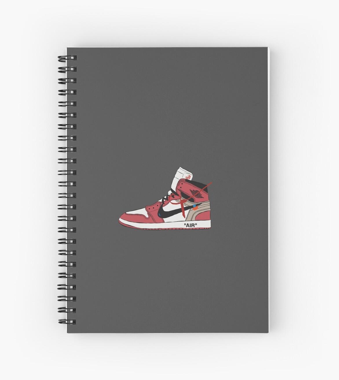 039e201850fa8f Off-White Jordan 1 Red