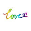 Love with Heart logo by LGBTKansasCity