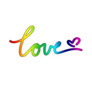 Love with Heart logo by LGBTKansasCity