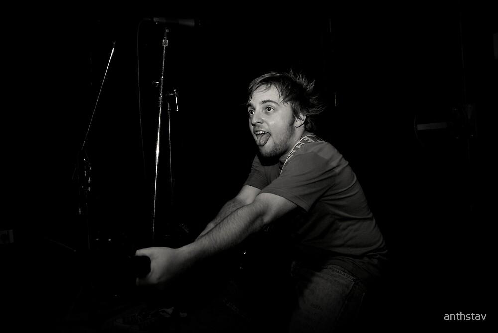 Brad Marr - Fastrack Singer by anthstav