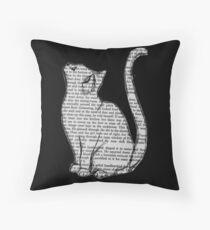 Buch Katze Bodenkissen