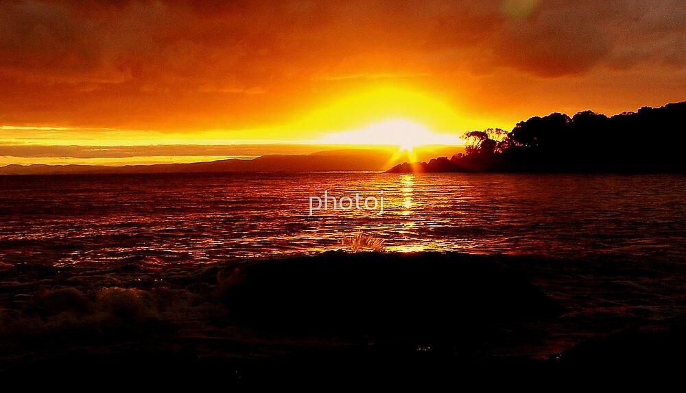 photoj Tas, Sunset by photoj