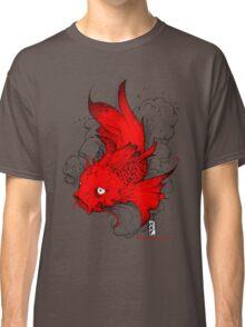 Koi   red Classic T-Shirt