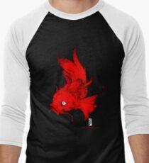Koi   red Men's Baseball ¾ T-Shirt
