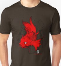 Koi   red Unisex T-Shirt