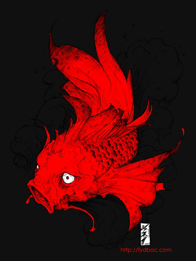 Koi | red by fydbac