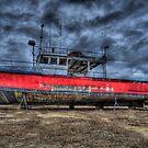 Long Days at Sea by Joel Hall
