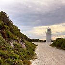 Rocky Cape Lighthouse, Tasmania by Christine Smith