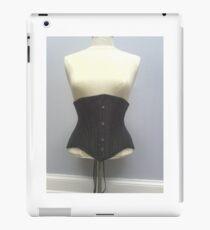 Corset on Mannequin iPad Case/Skin