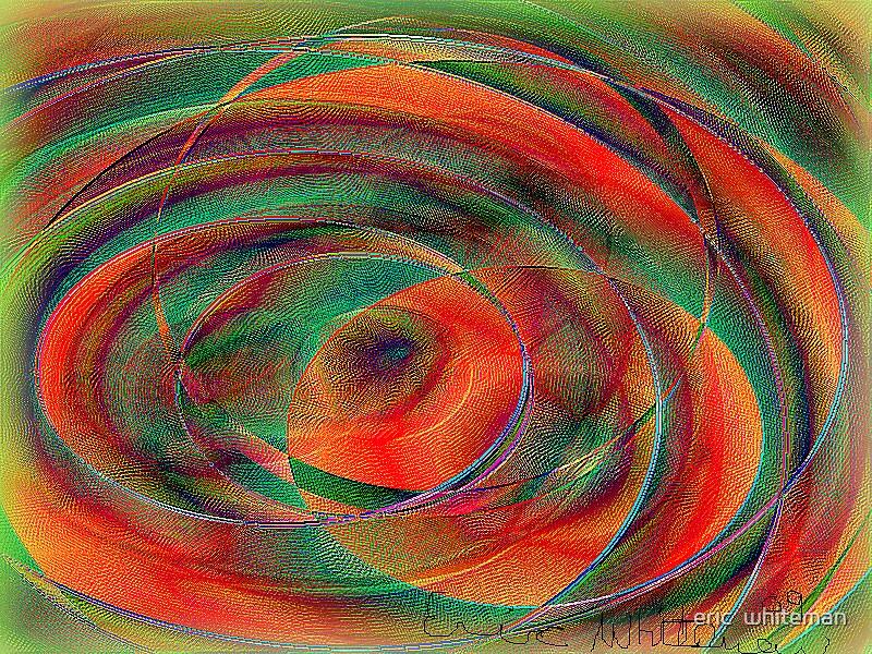 ( LATITUBE ) ERIC WHITEMAN ART   by eric  whiteman