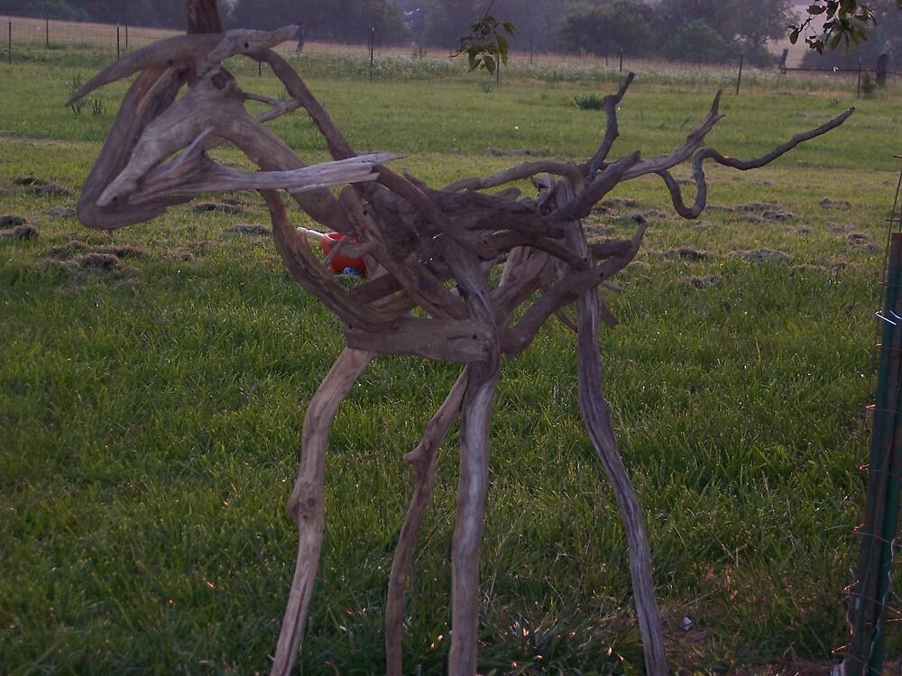 stick horse by seemyshots
