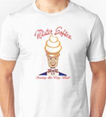 Camiseta ajustada Señor Helado