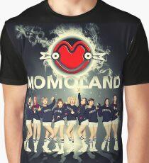 MOMOLAND Graphic T-Shirt